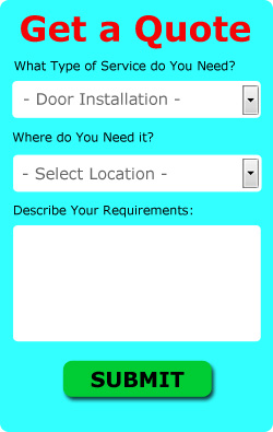 Free West Bromwich Door Installation Quotes
